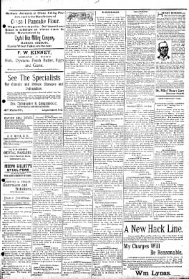 Logansport Pharos-Tribune from Logansport, Indiana on February 24, 1895 · Page 3