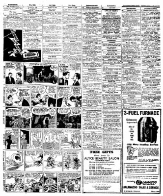 Naugatuck Daily News from Naugatuck, Connecticut on October 11, 1949 · Page 9