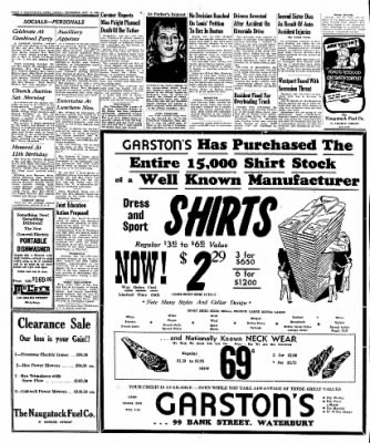 Naugatuck Daily News from Naugatuck, Connecticut on October 13, 1949 · Page 4