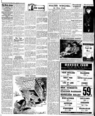 Naugatuck Daily News from Naugatuck, Connecticut on October 13, 1949 · Page 10
