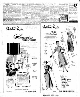 Logansport Pharos-Tribune from Logansport, Indiana on September 21, 1949 · Page 3