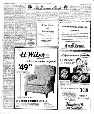 Logansport Pharos-Tribune from Logansport, Indiana on September 21, 1949 · Page 6