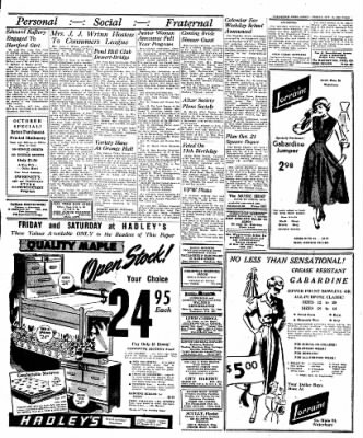 Naugatuck Daily News from Naugatuck, Connecticut on October 14, 1949 · Page 3