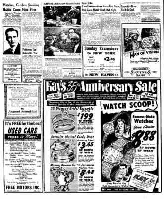 Naugatuck Daily News from Naugatuck, Connecticut on October 14, 1949 · Page 7