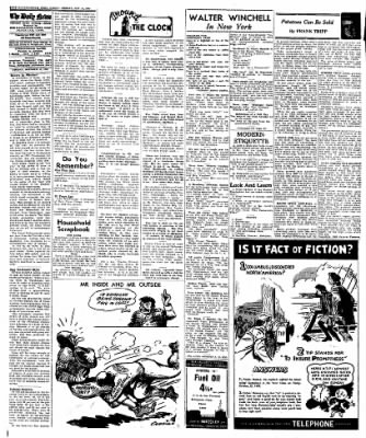 Naugatuck Daily News from ,  on October 14, 1949 · Page 8