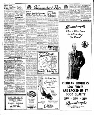 Logansport Pharos-Tribune from Logansport, Indiana on September 21, 1949 · Page 10