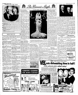 Logansport Pharos-Tribune from Logansport, Indiana on October 4, 1949 · Page 8