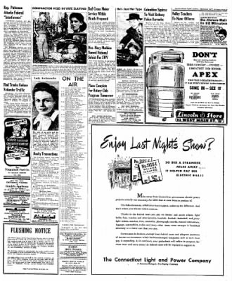 Naugatuck Daily News from Naugatuck, Connecticut on October 18, 1949 · Page 5