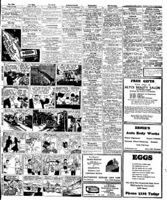 Naugatuck Daily News from Naugatuck, Connecticut on October 18, 1949 · Page 7