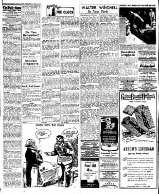 Naugatuck Daily News from Naugatuck, Connecticut on October 19, 1949 · Page 4