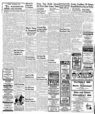 Naugatuck Daily News from Naugatuck, Connecticut on October 22, 1949 · Page 2