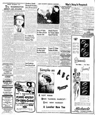 Naugatuck Daily News from Naugatuck, Connecticut on October 25, 1949 · Page 2