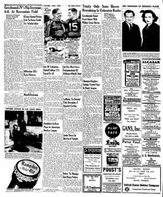 Naugatuck Daily News from ,  on October 25, 1949 · Page 6