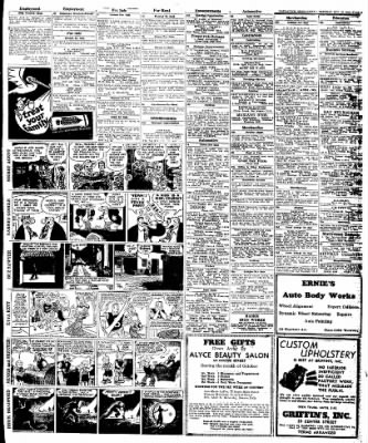 Naugatuck Daily News from Naugatuck, Connecticut on October 25, 1949 · Page 9