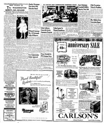 Naugatuck Daily News from Naugatuck, Connecticut on October 27, 1949 · Page 2