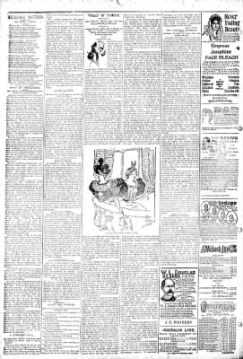 Logansport Pharos-Tribune from Logansport, Indiana on February 24, 1895 · Page 6