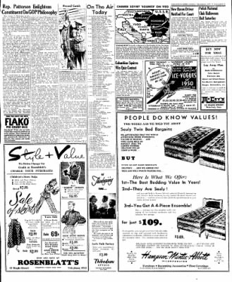 Naugatuck Daily News from Naugatuck, Connecticut on October 27, 1949 · Page 9