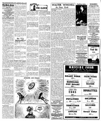 Naugatuck Daily News from Naugatuck, Connecticut on October 27, 1949 · Page 10