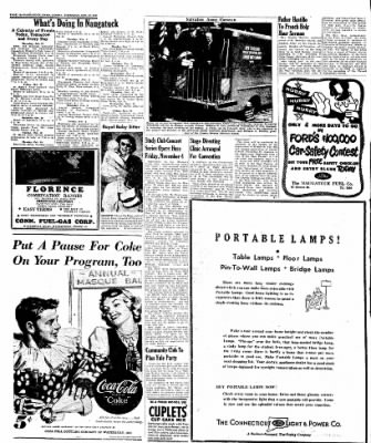 Naugatuck Daily News from Naugatuck, Connecticut on October 27, 1949 · Page 12