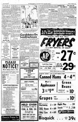 Logansport Pharos-Tribune from Logansport, Indiana on October 2, 1960 · Page 14