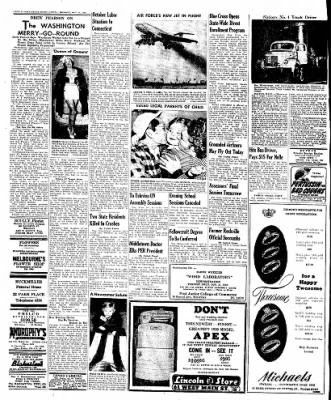 Naugatuck Daily News from Naugatuck, Connecticut on October 29, 1949 · Page 7