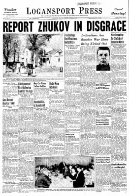The Logansport Press from Logansport, Indiana on October 29, 1957 · Page 13