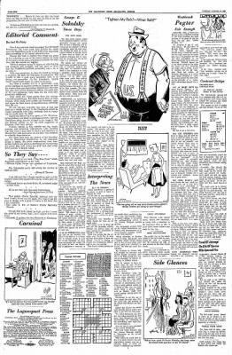 The Logansport Press from Logansport, Indiana on October 29, 1957 · Page 14