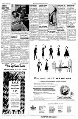 The Logansport Press from Logansport, Indiana on October 29, 1957 · Page 15