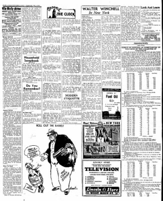 Naugatuck Daily News from Naugatuck, Connecticut on November 1, 1949 · Page 4