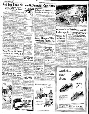 The Courier News from Blytheville, Arkansas on May 30, 1952 · Page 7
