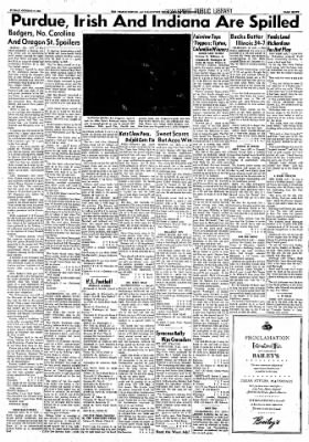 Logansport Pharos-Tribune from Logansport, Indiana on October 9, 1960 · Page 31