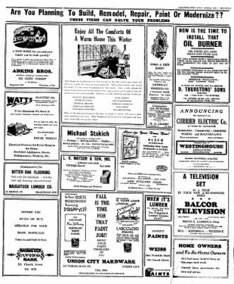 Naugatuck Daily News from Naugatuck, Connecticut on November 7, 1949 · Page 5