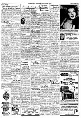 Logansport Pharos-Tribune from Logansport, Indiana on October 9, 1960 · Page 40