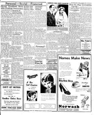 Naugatuck Daily News from Naugatuck, Connecticut on November 8, 1949 · Page 3
