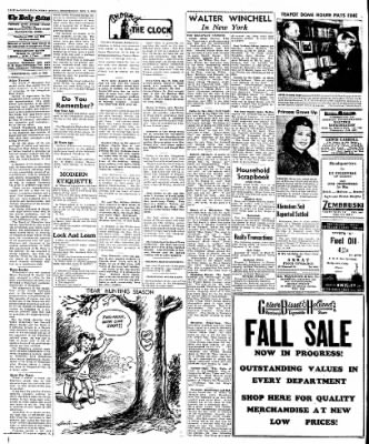 Naugatuck Daily News from Naugatuck, Connecticut on November 9, 1949 · Page 8