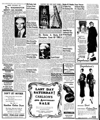 Naugatuck Daily News from Naugatuck, Connecticut on November 10, 1949 · Page 2