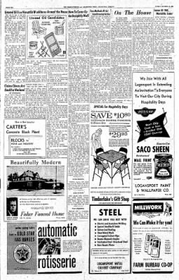 Logansport Pharos-Tribune from Logansport, Indiana on October 16, 1960 · Page 10