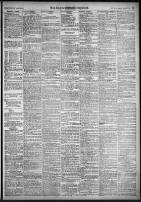 The Los Angeles Times from Los Angeles, California on July 15, 1914 · 11