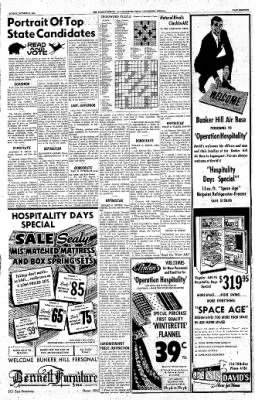 Logansport Pharos-Tribune from Logansport, Indiana on October 16, 1960 · Page 13