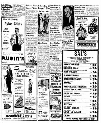Naugatuck Daily News from Naugatuck, Connecticut on November 10, 1949 · Page 7