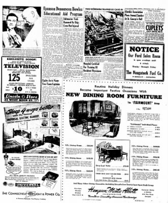 Naugatuck Daily News from Naugatuck, Connecticut on November 10, 1949 · Page 9