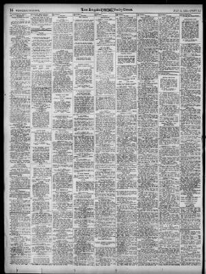 The Los Angeles Times from Los Angeles, California on July 11, 1923 · 32