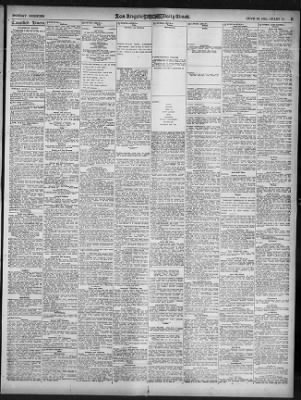 The Los Angeles Times from Los Angeles, California on June 23, 1919 · 9