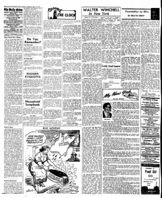 Naugatuck Daily News from Naugatuck, Connecticut on November 11, 1949 · Page 8