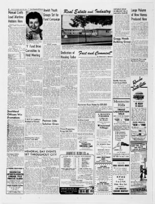 The Los Angeles Times from Los Angeles, California on May 28, 1944 · 16