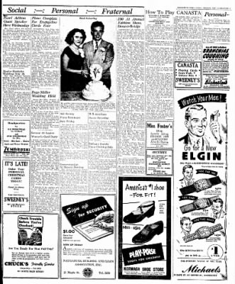 Naugatuck Daily News from Naugatuck, Connecticut on November 14, 1949 · Page 3