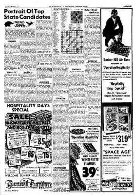 Logansport Pharos-Tribune from Logansport, Indiana on October 16, 1960 · Page 41
