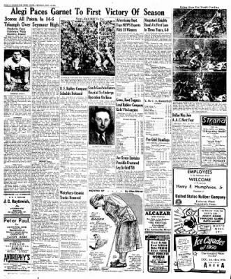 Naugatuck Daily News from Naugatuck, Connecticut on November 14, 1949 · Page 6
