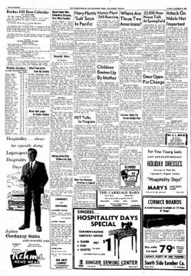 Logansport Pharos-Tribune from Logansport, Indiana on October 16, 1960 · Page 46