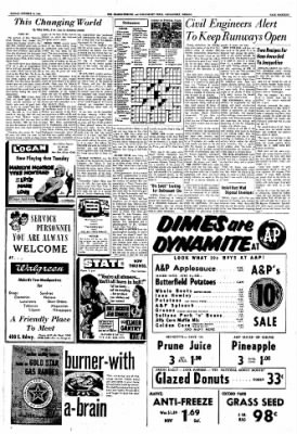 Logansport Pharos-Tribune from Logansport, Indiana on October 16, 1960 · Page 47